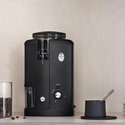 CoffeeXperts Wilfa Black Aroma koffiemolen https://www.coffeexperts.eu/?p=56948
